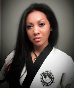 Instructor Kim Barnard