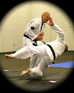 Hapkido at Han Ho