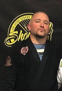Sensei Anthony Vetro