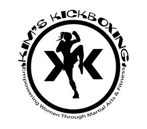 Women's Kickboxing class