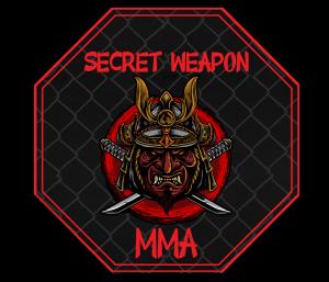 Secret Weapon MMA Logo