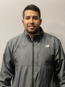 Coach Ricky Scott