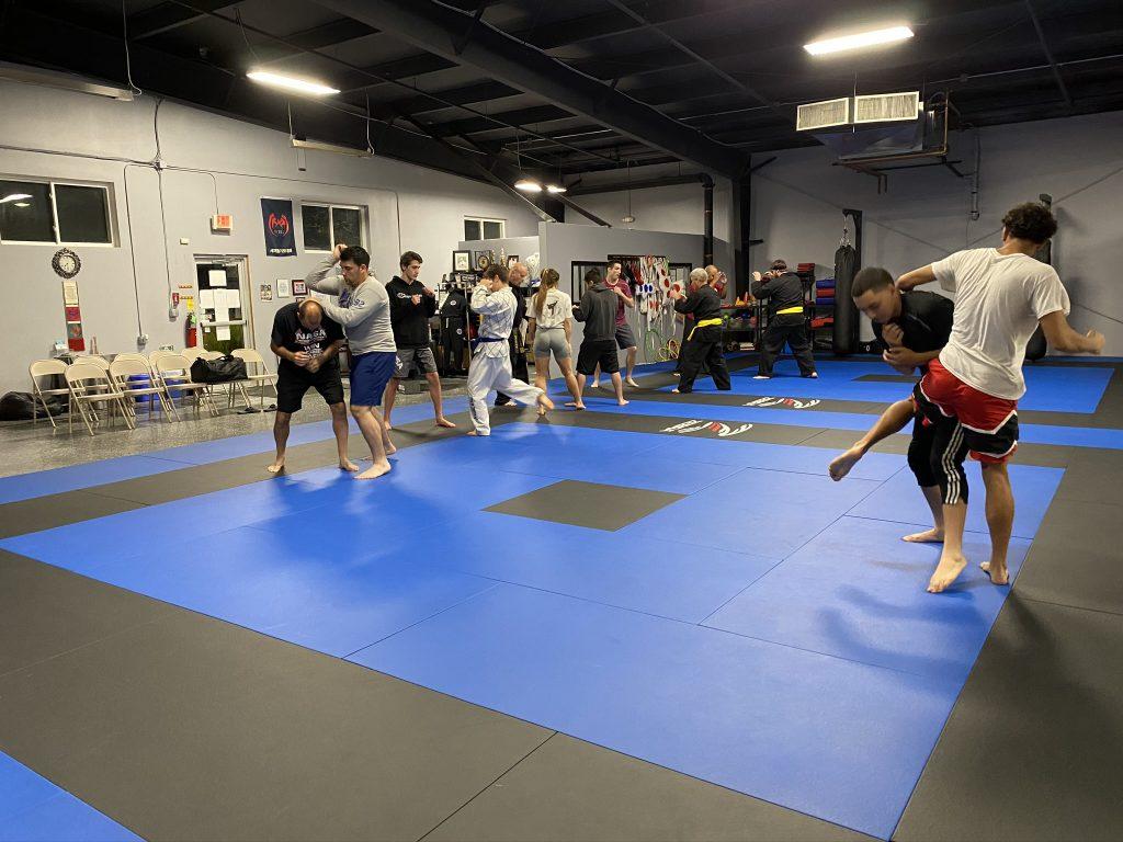 Self Defense / Combatives Page